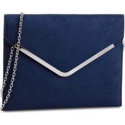b9565acc5562a Niebieskie torebki wizytowe damskie marki Menbur - Kolekcja wiosna ...