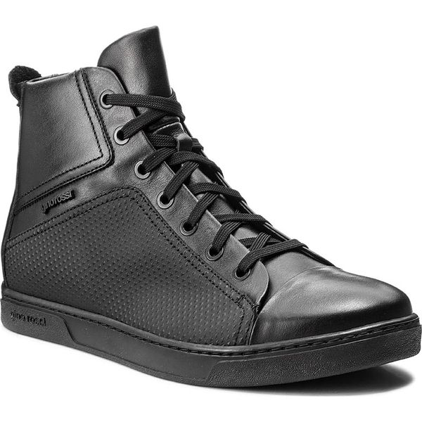 90f589a46e324 Czarne buty marki Gino Rossi - Kolekcja zima 2019 - Sklep Radio ZET