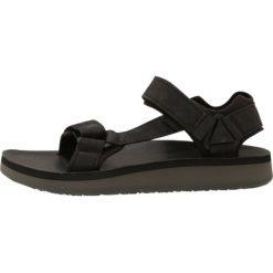 6c75fdf5 Teva ORIGINAL PREMIER Sandały trekkingowe black. Czarne sandały męskie  Teva, z gumy, Nike ...