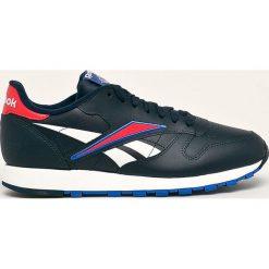 Niebieskie buty sportowe męskie Reebok Classic Kolekcja