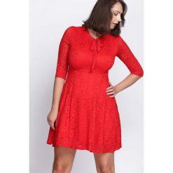 b79f61e97c73 Ciemnoniebieska Sukienka Give Me Love - Sukienki damskie marki ...