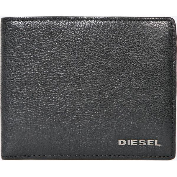 bbf80f8446d6d Diesel - Portfel skórzany - Portfele męskie marki Diesel. Za 339.90 zł. - Portfele  męskie - Akcesoria męskie - Akcesoria - Sklep Radio ZET