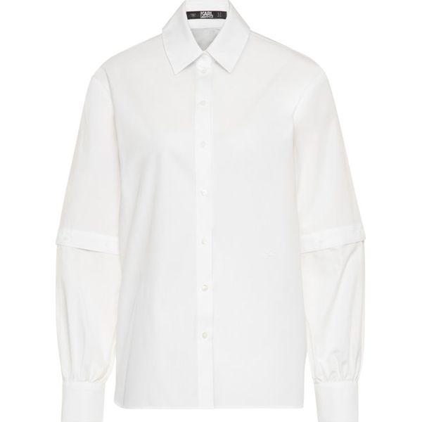 Koszula damska Karl Lagerfeld Embellished Cotton Shirt