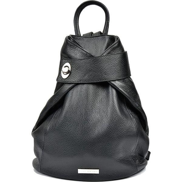 f45631e7980d9 Skórzany plecak w kolorze czarnym - 33