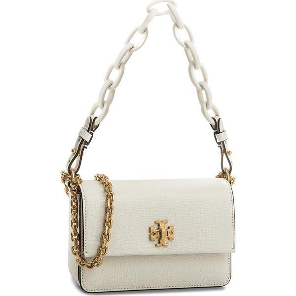 6f4189744235f Torebka TORY BURCH - Kira Mini Bag 45307 Birch 107 - Białe torebki wizytowe  damskie marki Tory Burch. W wyprzedaży za 1,179.00 zł.