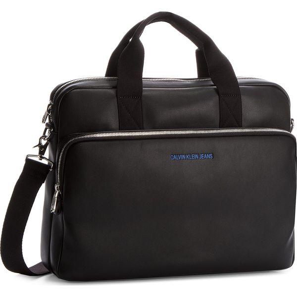 065ee6fd78af9 Torba na laptopa CALVIN KLEIN JEANS - Smooth Business Bag K40K400377 ...