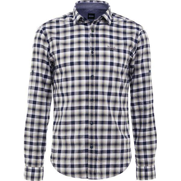 4961f7bd629bc BOSS ATHLEISURE BARNEI REGULAR FIT Koszula vetiver - Brązowe koszule ...