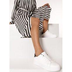 Białe obuwie sportowe damskie Born2be Kolekcja wiosna 2020