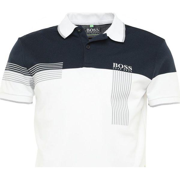 bb990ddd8b68e0 BOSS ATHLEISURE PADDY PRO Koszulka sportowa training white - Białe koszulki  sportowe męskie BOSS ATHLEISURE, l, z bawełny. Za 539.00 zł.