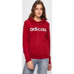 Wyprzedaż czerwona odzież damska Adidas Kolekcja zima