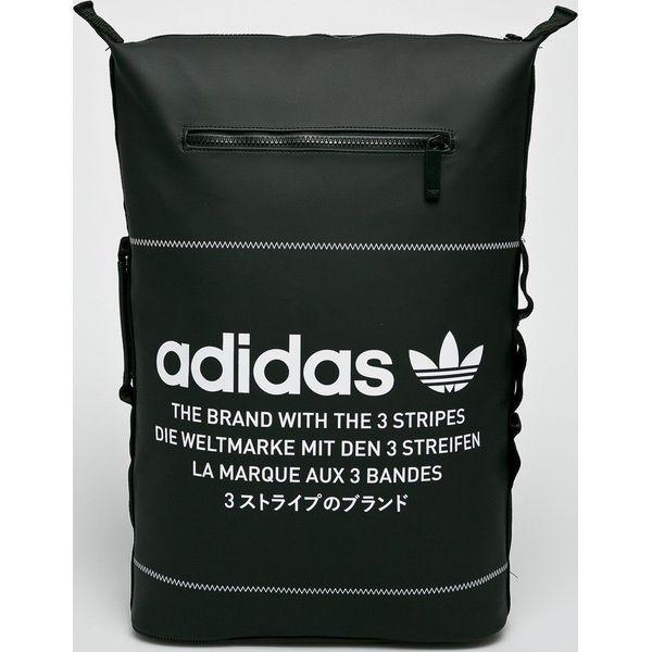 d30e06271 adidas Originals - Plecak Nmd Bp - Czarne plecaki damskie adidas ...