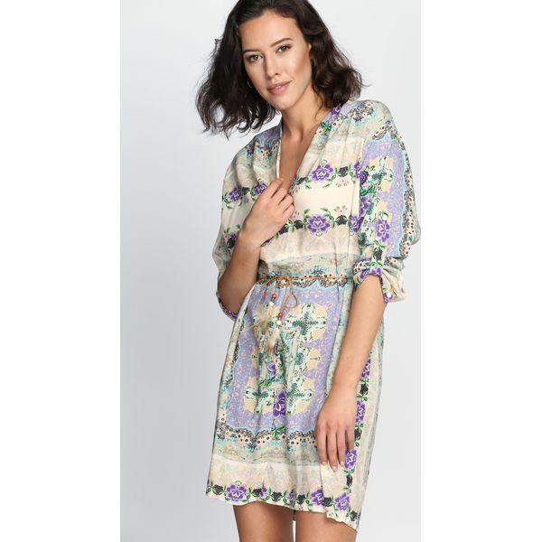 6995b067d4 Fioletowa Sukienka Share My Love - Fioletowe sukienki damskie marki ...