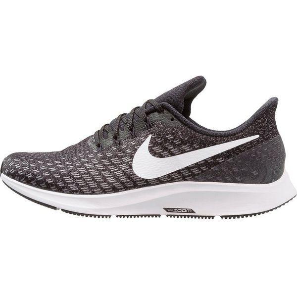 release date c23d4 47db6 Nike Performance AIR ZOOM PEGASUS 35 Obuwie do biegania treningowe  black/white/gunsmoke/oil grey