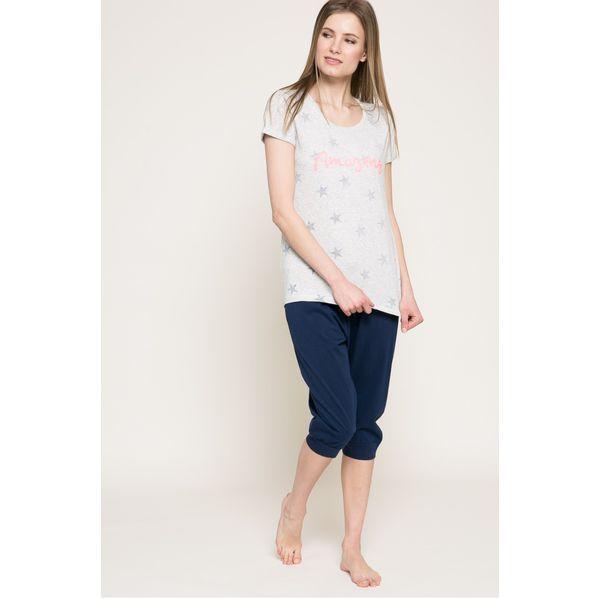 c2e9b0f8a7b435 Henderson Ladies - Piżama - Szare piżamy damskie Henderson Ladies, z ...