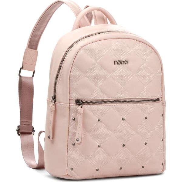 98e3995da2735 Plecak NOBO - NBAG-E0970-C004 Różowy - Czerwone plecaki damskie ...