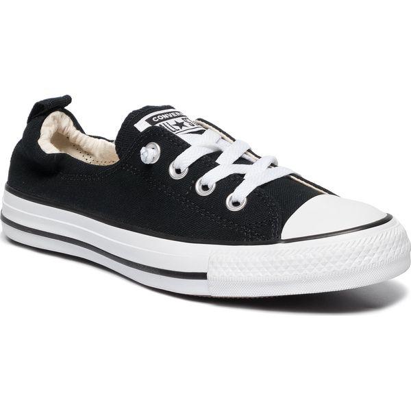 Trampki CONVERSE C537081 Black