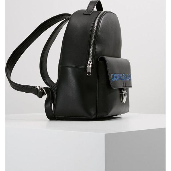 0d0e1374d5574 Calvin Klein Jeans SCULPTED BACKPACK Plecak black - Plecaki damskie ...