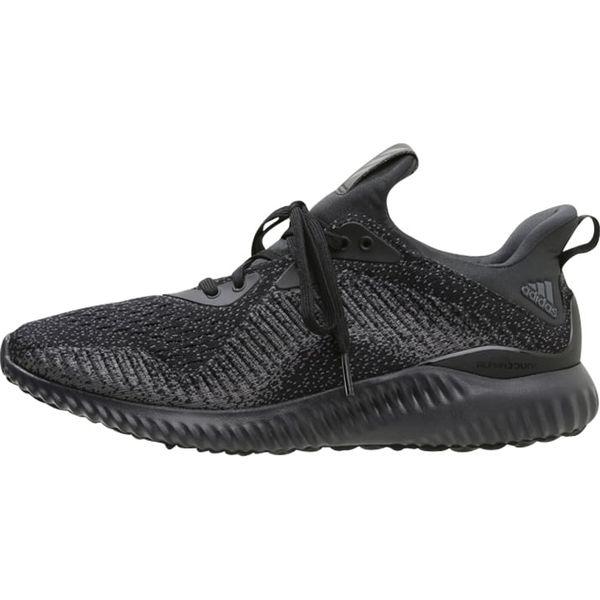 wholesale dealer 268d0 42e41 adidas Performance ALPHABOUNCE EM Obuwie do biegania treningowe blacknight  metallliccarbon - Czarne buty sportowe męskie marki adidas Performance, ...