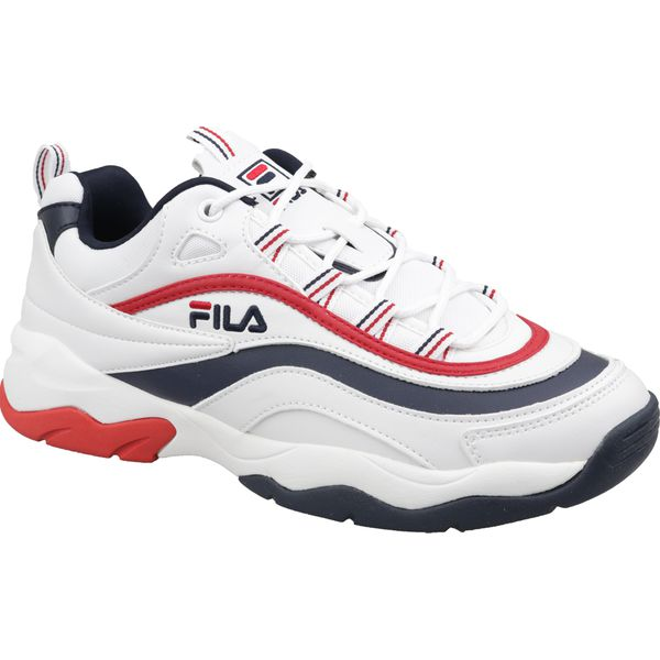 Buty Fila 1010578 RAY F LOW Trampki i tenisówki męskie