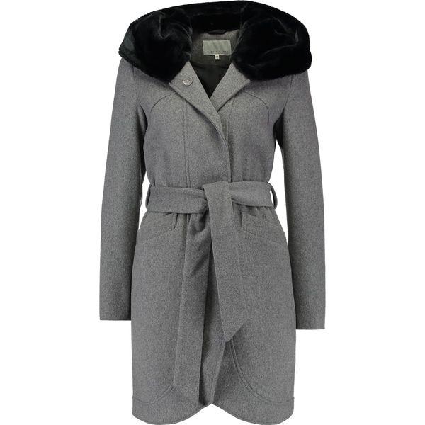 d95563136270 mint berry Płaszcz wełniany  Płaszcz klasyczny grey - Płaszcze ...