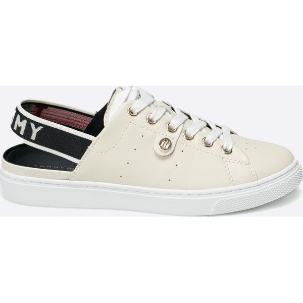 99a3219eff5c2 Tommy Hilfiger - Buty - Szare obuwie sportowe damskie marki Tommy ...