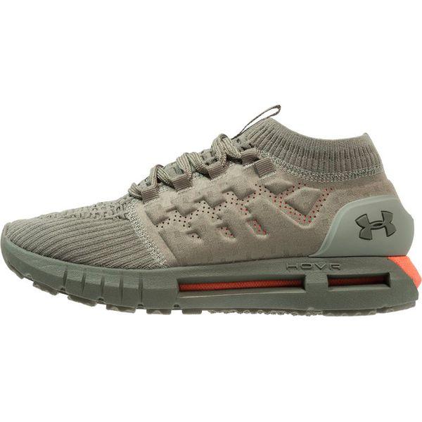 e6be01d9f2883 Under Armour HOVR PHANTOM LOW Obuwie do biegania treningowe olive - Zielone  buty sportowe męskie marki Under Armour, z materiału, do biegania, Nike  Roshe.