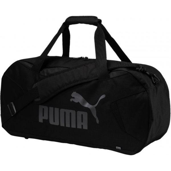 9adfb716cdbf4 Puma Torba Sportowa Gym Duffle Bag S Black - Torby sportowe męskie ...