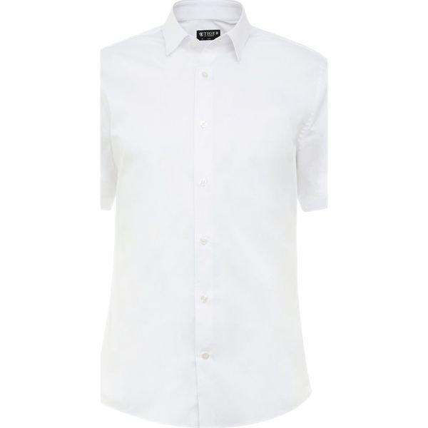 86a5aae1ed1533 Tiger of Sweden JOAR Koszula biznesowa pure white - Koszule męskie marki  Tiger of Sweden. Za 369.00 zł. - Koszule męskie - Odzież męska - Odzież -  Sklep ...