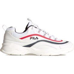 Czarne obuwie męskie Fila Kolekcja wiosna 2020 Sklep