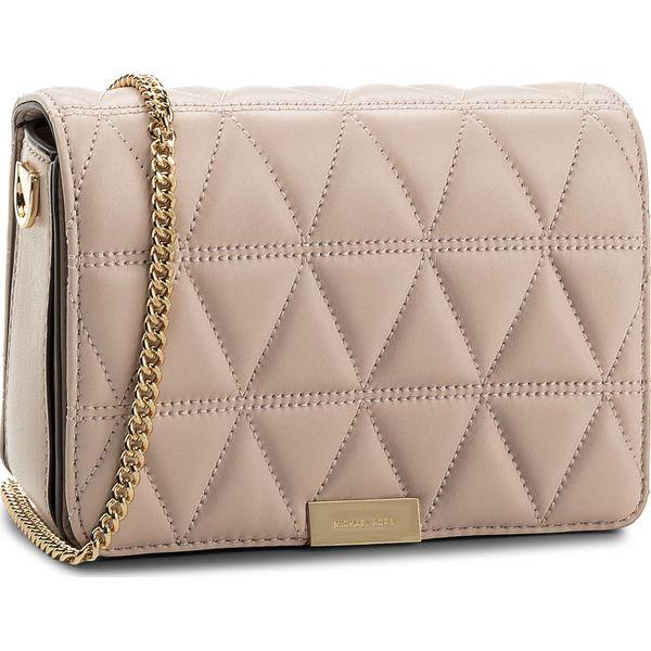 aeca3c8b58ba8 Torebka MICHAEL KORS - Jade 30H7GJ4C2T Soft Pink - Brązowe torebki ...