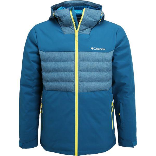 564409a995d63 Columbia WHITE HORIZON HYBRID JACKET Kurtka narciarska phoenix blue/ dark  compass - Kurtki sportowe męskie marki Columbia. W wyprzedaży za 719.20 zł.