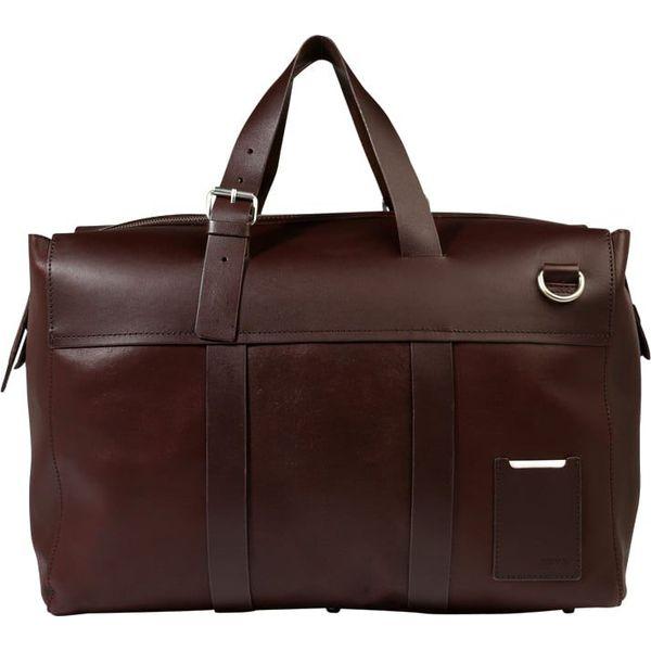 785d857c72fde KIOMI Torba weekendowa dark chocolate - Brązowe torby podróżne ...