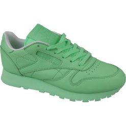 Zielone buty damskie Reebok, kolekcja wiosna 2020