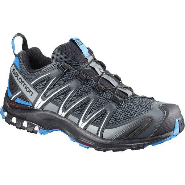 4991a58418ac1 Salomon Buty męskie XA Pro 3D Stormy Weather/Black/Hawaiian Blue r. 42 2/3  (400745) - Buty sportowe męskie marki Salomon. Za 349.00 zł.
