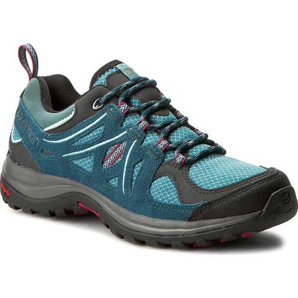 Salomon Trekkingi Trailster W 407892 22 W0 Nile BlueBluestoneAcid Lime