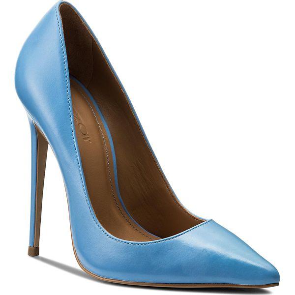 a052449b8ce20 Szpilki KAZAR - Natalie 23928-01-10 Blue - Szpilki damskie marki ...