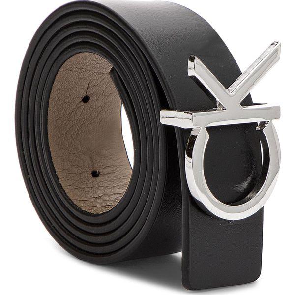 01cc4eab4e95 Pasek Damski CALVIN KLEIN - Ck Rev Belt Giftbox K60K604753 85 910 ...