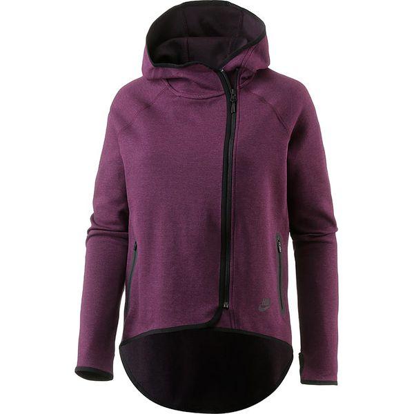 bb4236500 Bluza polarowa w kolorze fioletowym - Fioletowe bluzy damskie Nike ...