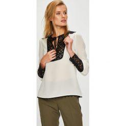 Wyprzedaż bluzki i tuniki damskie z włoskim kołnierzykiem