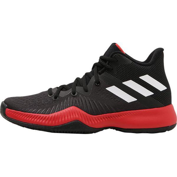 bb04fc033dc4 adidas Performance MAD BOUNCE Obuwie do koszykówki black - Czarne ...