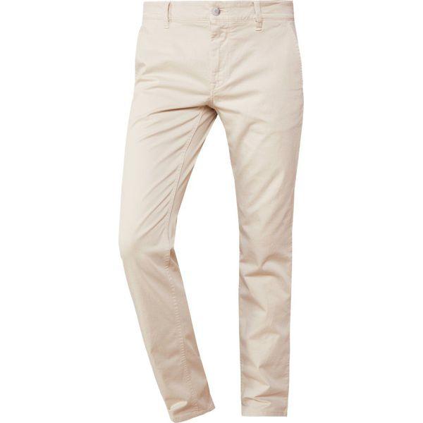 ef2fc94837beb BOSS CASUAL Spodnie materiałowe open beige - Spodnie materiałowe męskie  marki BOSS CASUAL. Za 419.00 zł. - Spodnie materiałowe męskie - Spodnie  męskie ...