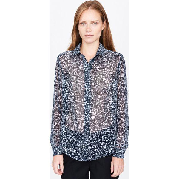 Materiału Damskie Szare Simple Koszula Koszule Marki SimpleZ SUMVzp