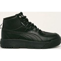 Wyprzedaż czarne obuwie męskie Puma Kolekcja wiosna 2020