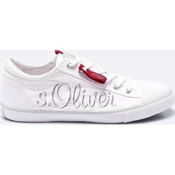057e731eebe0 s. Oliver - Tenisówki - Trampki męskie marki S.Oliver. W wyprzedaży ...