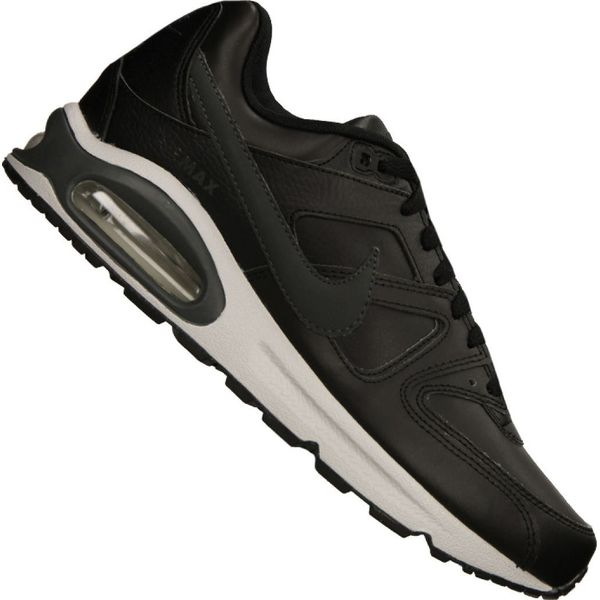 Buty Nike Air Max Command Leather M 749760 001 czarne