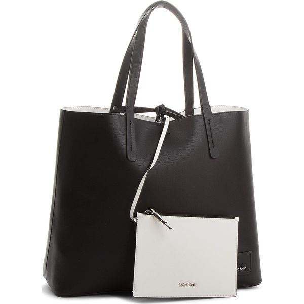 a8032f45fab06 Torebka CALVIN KLEIN BLACK LABEL - Ck Reversible Shopper K60K604265 ...