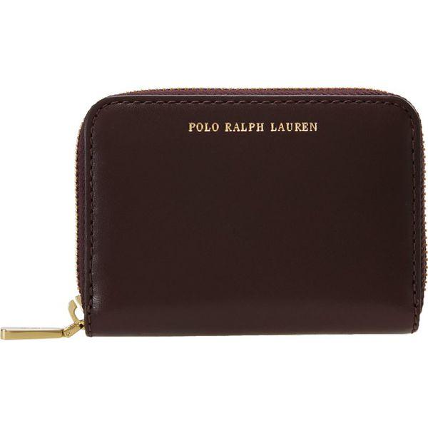 d2ef0641c8481 Polo Ralph Lauren Portfel plum - Portfele damskie marki Polo Ralph ...