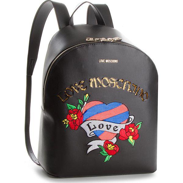 2b4095c95c721 Plecak LOVE MOSCHINO - JC4058PP16LJ0000 Nero - Czarne plecaki ...