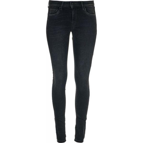 Pepe Jeans jeansy damskie Lola 3130 czarny