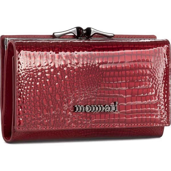 d2237142f78f0 Duży Portfel Damski MONNARI - PUR0926-005 Red - Czerwone portfele damskie  marki Monnari. W wyprzedaży za 129.00 zł. - Portfele damskie - Akcesoria  damskie ...